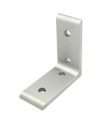 80/20 Inc T-Slot Aluminum 4 Hole Tall Inside Bracket 15 Series #4301 N