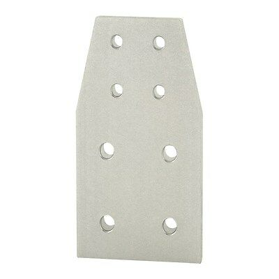 80/20 Inc Aluminum 8 Hole Rectangular Transition  Plate 10 to 15 Series #4518 N