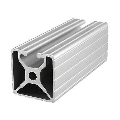 "80/20 Inc 15 Series 1.5"" x 1.5"" Aluminum Extrusion One Slot #1501 x 96.5"" Long N"