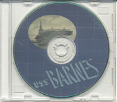USS Commencement Bay CVE 105 WWII Cruise Book on CD