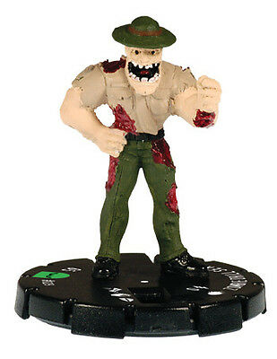 HORRORCLIX Nightmares 029 ZOMBIE DRILL SERGEANT ** Clix