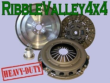 Land Rover Discovery Defender Td5 Clutch Flywheel Kit Hd