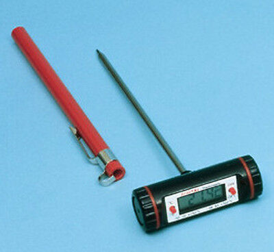 """Digital 8"""" T-Handle Thermometer  -58 302 F / -50 150 C"""