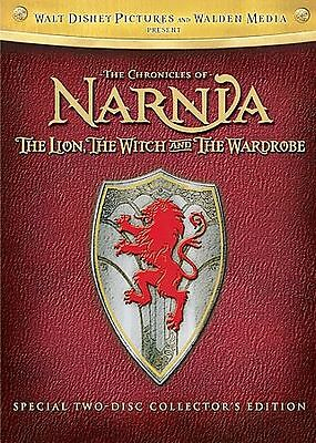 The Chronicles of Narnia (2 DVD) ws disney edition