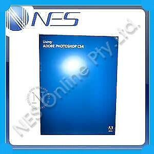 ADOBE Photoshop CS4 USER GUIDE * Original Manual BOOK *
