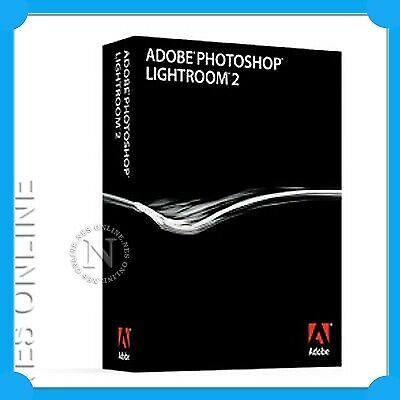 ADOBE Photoshop Lightroom 2.0 for WIN/MAC EDU