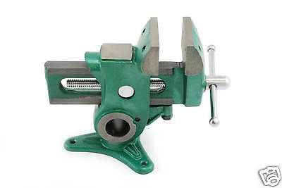 "5"" Horizontal Vertical Precision Swivel Milling Vise"