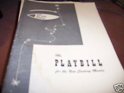 Out of this World Playbill - Charlotte Greenwood 1950