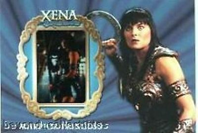 Xena - Art & Images Gallery Cell Card - Gx1