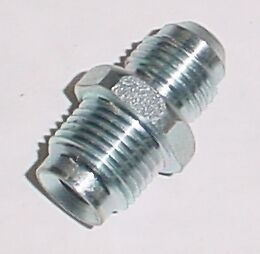 -6 x 16-1.5mm Inverted Flare AN fitting, Metric made in USA