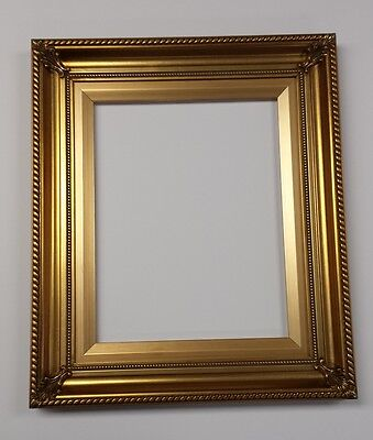 PICTURE FRAME- ORNATE ANTIQUE GOLD- 16x20/16 x 20 296G