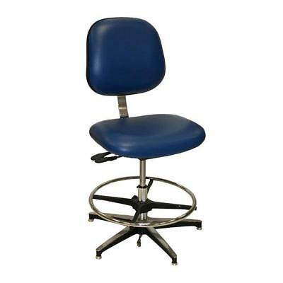 Biofit 1Q70ASCATFERBK Blue Ergonomic Chair-  Free P&P