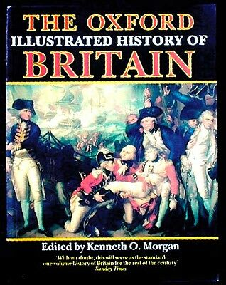 The Oxford Illustrated History of Britain Kenneth Morgan 1996 PBk FINE