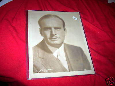 VINTAGE Movie Photo of Douglas Fairbanks , sepiatone