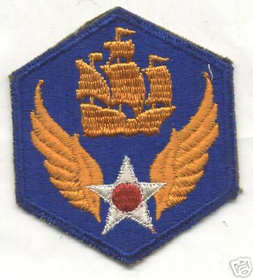 WW II 6th AIR FORCE patch
