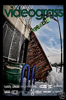 Videograss Snowboard Dvd all region New