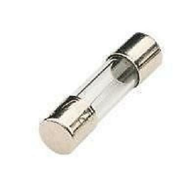 3.15 Amp 3.15A T3.15A 250v Time Delay / Slow Blow 20mm x 5mm Glass Fuse x 10