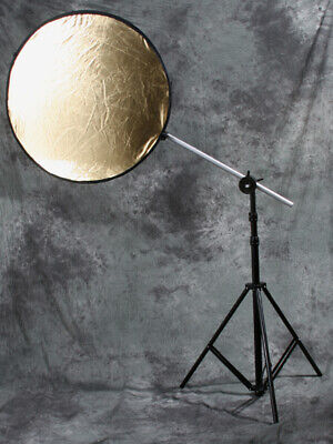"60"" Reflector Holder Video Photo Studio Panel Stand Kit"