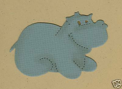 Dayco//AccuCut Zoo Babies-Puppy/'s Dish Die Cuts
