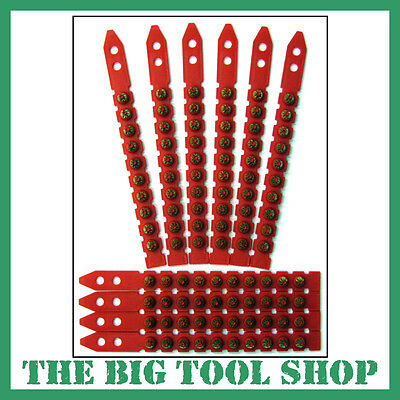 Red Cartridges/Shots Fits Hilti Dx450, Dx 460 Pack 100