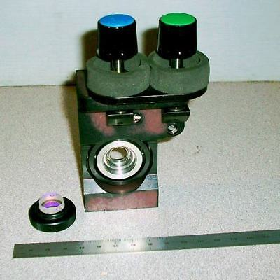 2-Axis Adjustable Optic Mount Stage with 15mm Filter