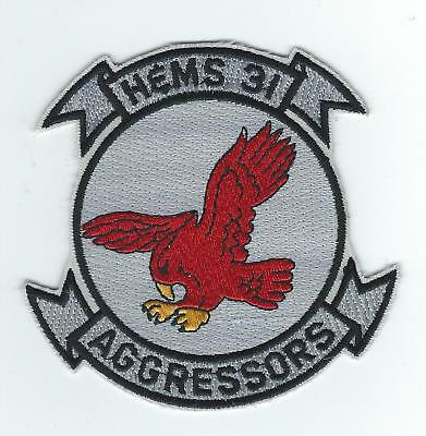 H&MS-31 patch