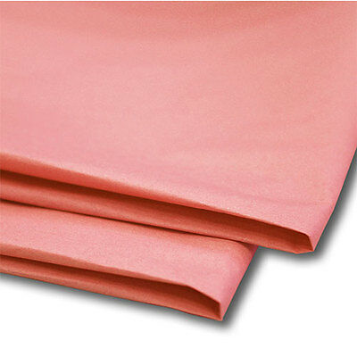 50 Sheets Pastel Pink Tissue Paper 500x750 Acid Free