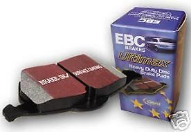 Ford Explorer 4.0 1997-On Ebc Front Rear Brake Pads