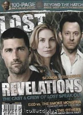 Lost Official Magazine - Special Collector Issue # 9A