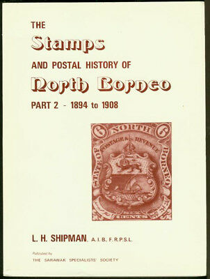 North Borneo Stamps and Postal History/Pt2