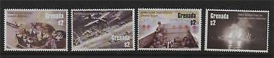 Grenada 2004 Anniv of D-Day SG (Stamps from) MS4960 MNH