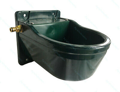 Water Trough Bowl Automatic Float Dog Cat Sheep Horse