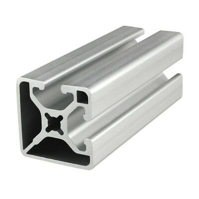 "80/20 Inc 15 Series 1.5"" x 1.5"" Aluminum Extrusion Part #1502-LS x 96.5"" Long N"