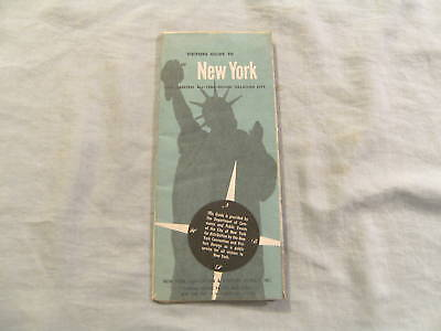 1957 Guide To New York, Usa