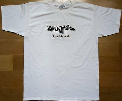 Mary J. Blige - SHARE MY WORLD - PROMO T-Shirt - New