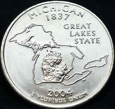 2004 D Michigan State BU Washington Quarter