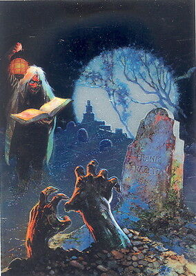 The Best Of Frank Frazetta All-Chromium 1995 Comic Images Promo Card No Number