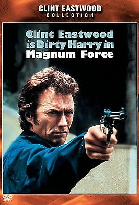Clint Eastwood Collection MAGNUM FORCE DVD Dirty Harry