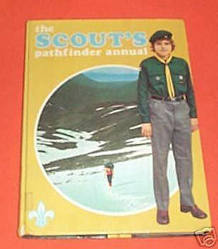 #dd. Scouts Pathfinder Annual - 1975