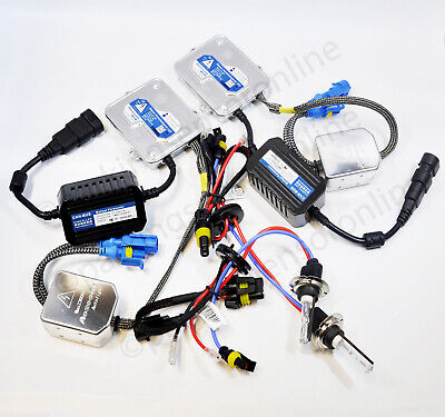 Alfa Romeo 156 159 HID Xenon CANBUS Conversion Kit Slim Ballasts H7 35w Lamps
