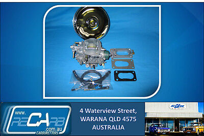 Toyota Hilux 3Y and 4Y - Carburettor GENUINE WEBER Up-grade Kit