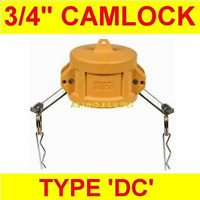 "Camlock Nylon Type Dc 3/4"" Cam Lock Irrigation Fitting"