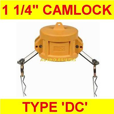 Camlock Nylon Type Dc 1 1/4 Cam Lock Irrigation Fitting