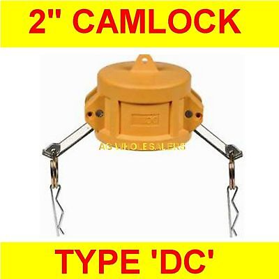 "Camlock Nylon Type Dc 2"" Cam Lock Irrigation Fitting"