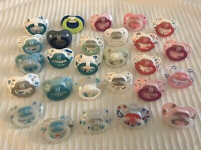 Reborn NUK ONE *1* Magnet Pacifier of Color Choice Reborn Doll