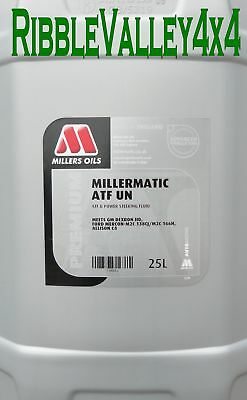 Millermatic Top Quality Atf Un 25 Litres.