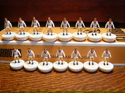 St George Dragons Retro Subbuteo Rugby Team