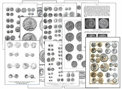 Library Of Roman Greek Judaic Islamic Indian Coins