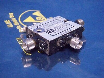 GENERAL MICROWAVE F922D 0.2-4GHz SWITCH