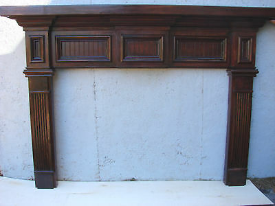 "Fireplace Surround Mantel Mantle ""Begining"""
